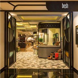Besh Entrance