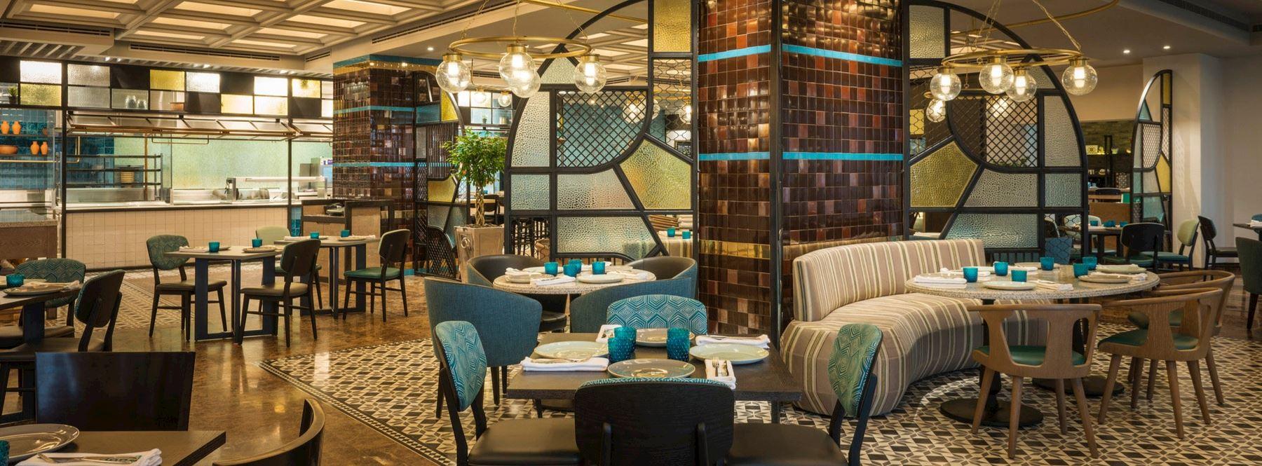 Besh Turkish Kitchen Terrace