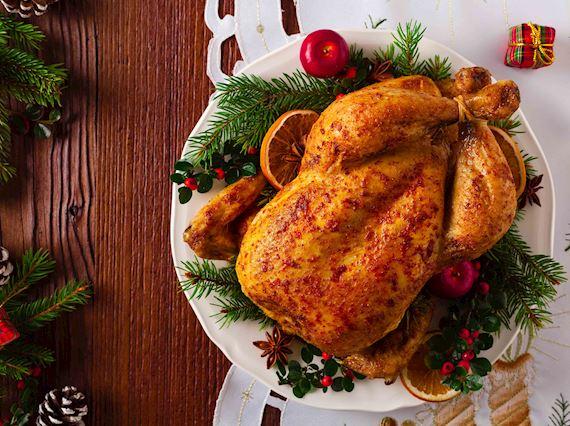 Turkey Festive